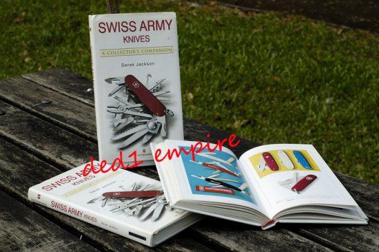 Buku Swiss Army Knives - A Collector's Companion