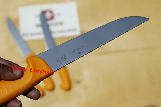 SWIBO-Victorinox - pisau daging lurus 7 inci