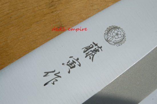 """TOJIRO - Pisau Dapur """"DEBA"""" 16.5cm (JEPUN)"""