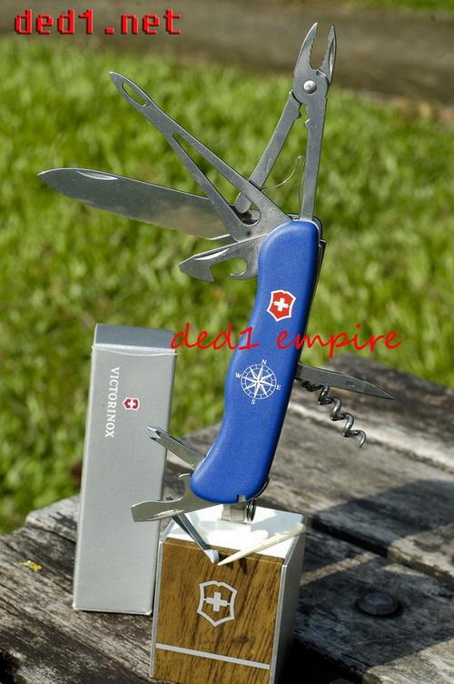 """Alat serbaguna """"SKIPPER"""" VICTORINOX Swiss Army"""