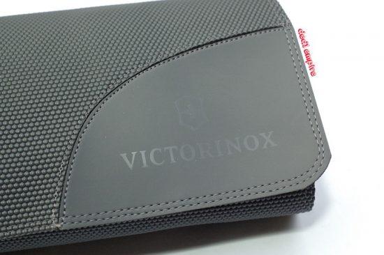 beg pisau gulung kulit Victorinox