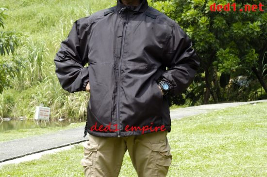 Jaket taktikal LINE PACKABLE 5.11