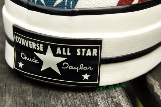 """kasut All Star """"black label"""" Converse"""