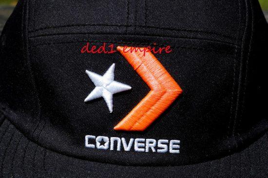 "topi ""5 panel"" Converse"