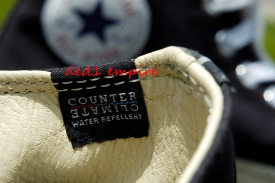 "kasut All Star ""black label Counter Climate"" Converse"