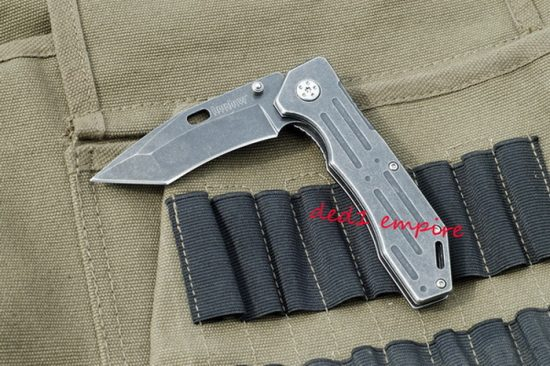pisau lipat Lifter Blackwash Kershaw