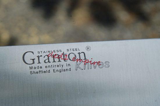 pisau dapur GRANTON
