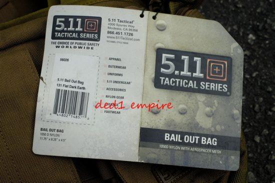 5.11 - beg silang BAIL OUT