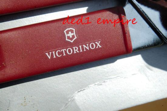 VICTORINOX - Alat pembuka tin (SWITZERLAND)