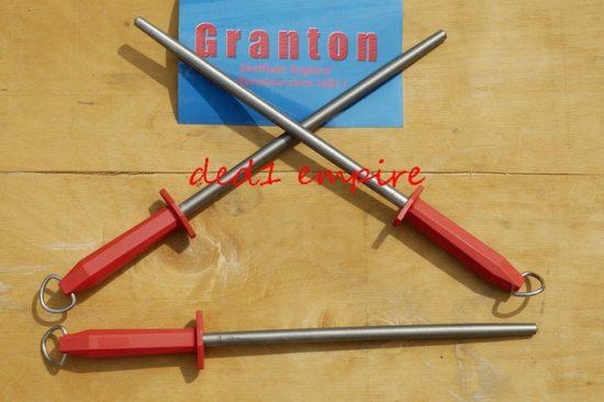 GRANTON - pengasah BERLIAN HITAM 30cm (Sheffield,England)