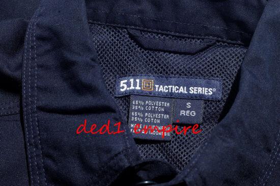 5.11 - kemeja taktikal lengan pendek Taclite Pro