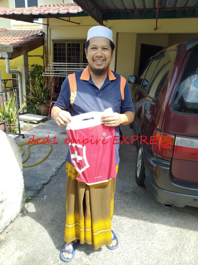 pelanggan ded1 empire EXPRESS di Ampang