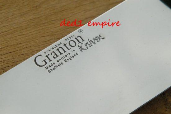 GRANTON - pisau dapur 8 inci (Sheffield, ENGLAND)