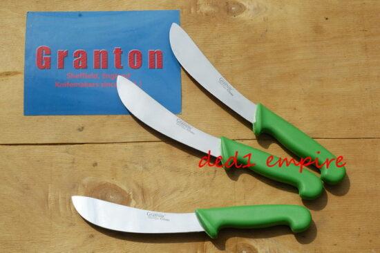 GRANTON - pisau lapah kulit (Sheffield,ENGLAND)