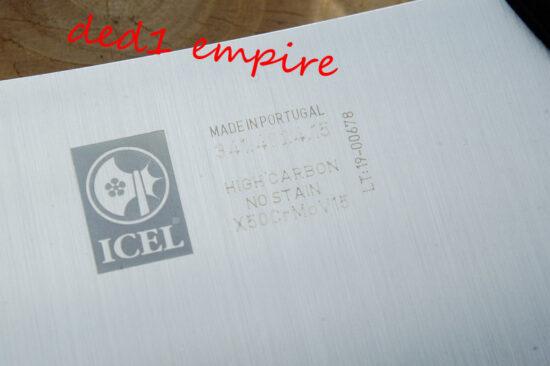 ICEL - pisau tetak 450gram (PORTUGAL)