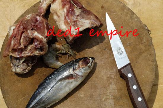 VICTORINOX – Pisau daging/sembelih 4 inci CAP PAYUNG (VERSI LAMA)