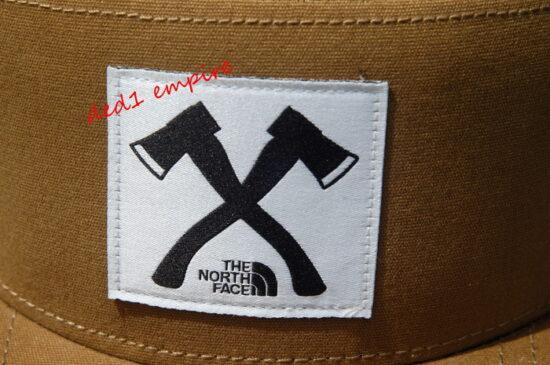 """THE NORTH FACE - topi logo """"KAPAK SILANG"""""""
