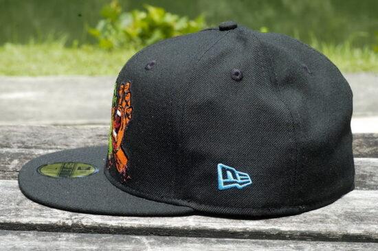NEW ERA x Santa Cruz - topi logo tangan