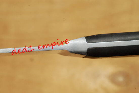 BURGVOGEL - pisau TEMPA 15cm (Solingen JERMAN)